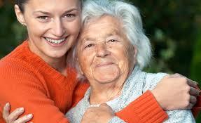 elderly family